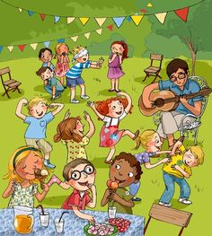 bilder fête math b k B K FêteYou can find Math and more on our website Picture Story Writing, Writing Pictures, Picture Writing Prompts, English Activities, Language Activities, Learning Activities, Teaching Resources, Teaching Spanish, Teaching English