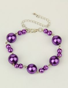 PandaHall Jewelry—Glass Pearl Bracelets with Alloy Lobster Claw Clasps | PandaHall Beads Jewelry Blog