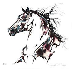 Rojo - sarah lynn richards watercolors