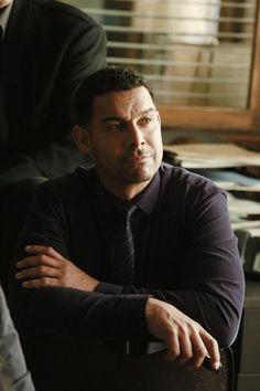 "Detective Javier Esposito in Castle Season 5, Episode 14 ""Reality Star Struck"""