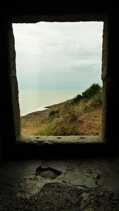 ~View through the window
