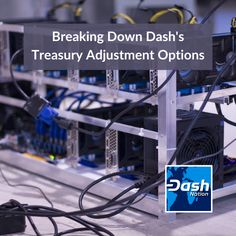 Breaking Down Dash's Treasury Adjustment Options Dash's governance system is on overdrive lately! Several key treasury overhaul ideas are being debated. Thanks for reading! #dash #dashnation #bluehearts💙 #bitcoin #blockchain #crypto #defi Best Proposals, Voting System, Hindsight, Economics, Blockchain, Cryptocurrency, Open House, Key, Reading