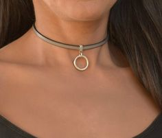 Check out our chokers selection for the very best in unique or custom, handmade pieces from our shops. Knot Necklace, Collar Necklace, Day Collar, Neck Collar, Collars Submissive, Slave Collar, Leather Collar, Pu Leather, Argent Sterling