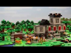 (6) An Apple a Day - LEGO Minecraft - Classic Tales 2.0 Episode 2 - YouTube