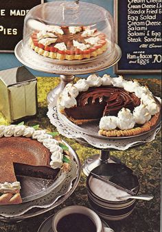 Chocolate Pies