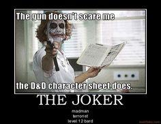 d&d joker - Google Search