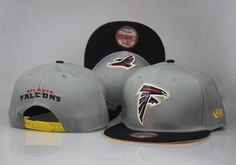 NFL Gold Collection Gray 9FIFTY Atlanta Falcons Snapback Hats