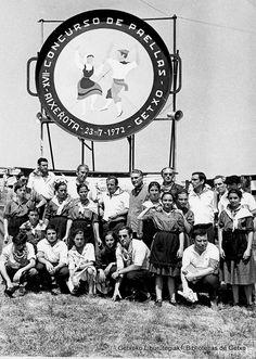 Concurso de paellas en Aixerrota, 23 de julio 1972 (Cedida por Itxas Argia) (ref. 07360)