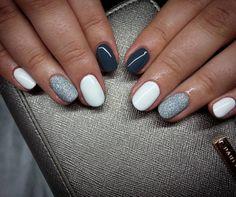 "27 Likes, 1 Comments - Tóth-Bodnár Tímea (@bodnar_timea_mukoromepito) on Instagram: ""Nail#nails #manicure #korom #koromtrend #nailstagram #instanails #gelpolish #gelmanicure #fashion…"""