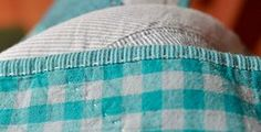 Big Stitch Binding Looks Great and Wears Well