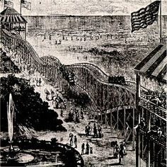 Coney Island's Switchback Railway: America's First Roller Coaster