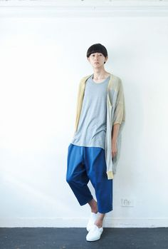 sneeuw • Spring/Summer 2014 • Tokyo Fashion Week - Fashionsnap.com