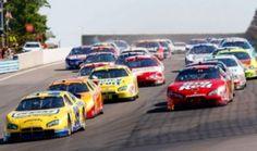 2006 Nascar Nationwide Series race at Watkins Glen