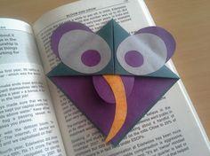 3 Monster Bookmark... :)
