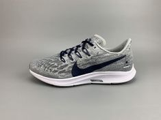 Nike Men's Zoom Structure 21 Running Shoes BlueRedBlack