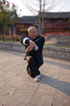 Tai Chi Dawn, Lijiang, China  https://www.facebook.com/pages/Rise-of-the-Battle-Bred/610508802300563