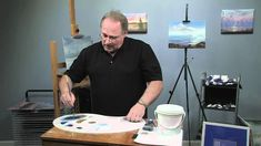 Paint-Along: How to Paint a Winter Scene in Oils, Part 3