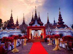 Grand Wat Bangkok Thailand.