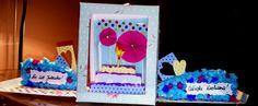 Urodziny sześciolatki to nie lada wyzwanie. Zwłaszcza, że młoda jest utalentowana plastycznie i ma wyczucie kolorów. Jednak udało się i kartka-pudełko bardzo przypadło do gustu. Kartka złożona, dod…