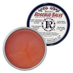 Rosebud - Lippenpflege - The Original Salve