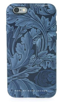 Marc by Marc Jacobs Acanthus iPhone 6 Case in Blue