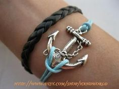 antique sliver anchor  by handworld    Now I just need the yacht to go with all my nautical gear...