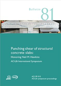 Punching shear of structural concrete slabs (PDF) fib Bulletins No. Punching shear of structural concrete slabs. Technical Report pages, ISBN April - PDF format