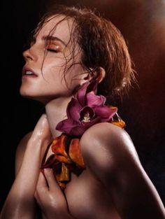 Emma+Watson's+Beautiful+Nude+Photoshoot+Will+Blow+Your+Mind+(7+Photos)