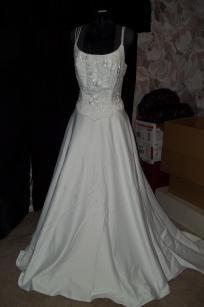 Womens sag harbor designer 2 piece pant suit 16 free for Alfred dunner wedding dresses