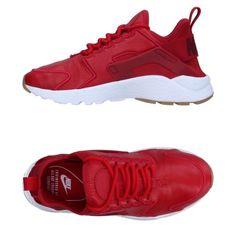 best website 4c81c 0ee29 Chaussure, Mode, Espadrilles Rouges, Chaussures De Basket En Cuir, Baskets  Nike,