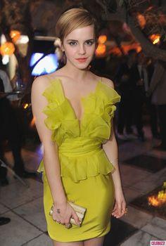 Emma Watson  (Kids' Choice Awards 2012 Nominee)