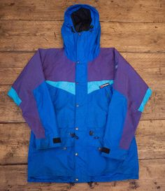 "Mens Berghaus Trango Extrem Gore Tex Vintage Jacket. Mens Size Medium 40-44"" Chest. HW9"