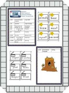 Journeys 2nd Grade Unit 2 Lesson 6 Animals Building Homes