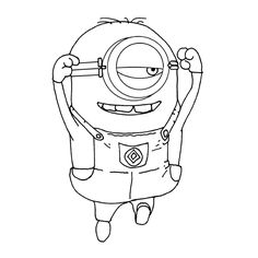 46 Best Toys Images On Pinterest Coloring Pages Minion Coloring