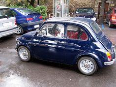 Toscana Cortona Fiat 500    #TuscanyAgriturismoGiratola