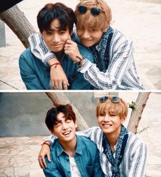 summer package Dubai: this photoshoot scene was beyond adorable. #taekook #bts