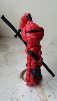 Paracord Ninja Idea by SurfCityParacord