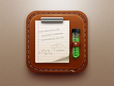 Chemistry designed by Jason Yu. Web Design, App Icon Design, Flat Design, Game Gui, Game Icon, Ios App Icon, App Ui, Application Icon, 3d Icons