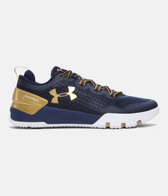 Under Armour Men's UA Charged Ultimate Training Shoes Midnight Navy Kicks Shoes, Men's Shoes, Shoe Boots, Swag Shoes, Shoes Men, Under Armour Shoes, Under Armour Men, Mens Puma Shoes, Fashion Shoes