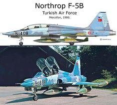 Northrop F-5B