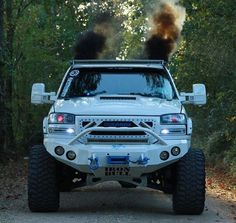 Follow us to see more badass lifted, diesel or gas trucks. Cummins, Duramax or Powertroke -we love all! So, bring on the big Chevy, GMC, Ram, Dodge, Ford or Jeep trucks. I like to see them in the mud, on the dragstrip, or just cruising the street.  #Chevy #duramax cummins, duramax, power stroke, diesel, gas, lifted or lowered. we have them all at https://www.facebook.com/BurninDieselTshirts/