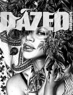 Dazed and Confused magazine