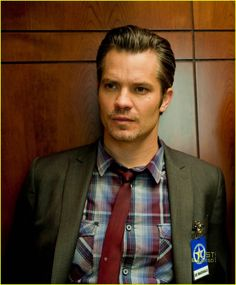 timothy olyphant justified. My number 1