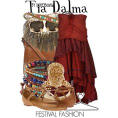 """Tia Dalma"" by leslieakay on Polyvore"
