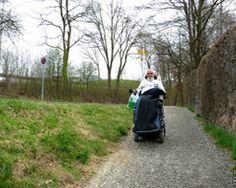 Wanderland, Felder, Kanken Backpack, Gravel Path