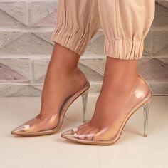 high heels – High Heels Daily Heels, stilettos and women's Shoes Sexy Heels, High Heels Stilettos, High Heel Boots, Stiletto Heels, Shoes Heels, Women's Pumps, Frauen In High Heels, Transparent Heels, Cinderella Slipper