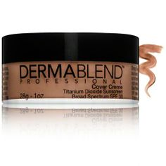 Amazon.com: Dermablend Professional Cover Creme 1 oz. Chroma 2-1/4 Warm Beige: Beauty
