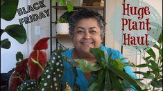 Houseplant Haul from Plant Stand of Arizona | Black Friday Sale Florida Gardening, Houseplant, Balcony Garden, Container Gardening, Black Friday, Arizona, Videos, Youtube, Plants