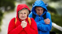 Our bodies get less effective at regulating temperature as we age: http://www.md.com/healthtips/are-you-at-risk-for-hypothermia--2015-11-09