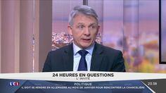 Yves calvi très inquiet du révisionnisme de ses invités sur LA SYRIE !